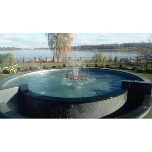 Privatus fontanas Telšiuose