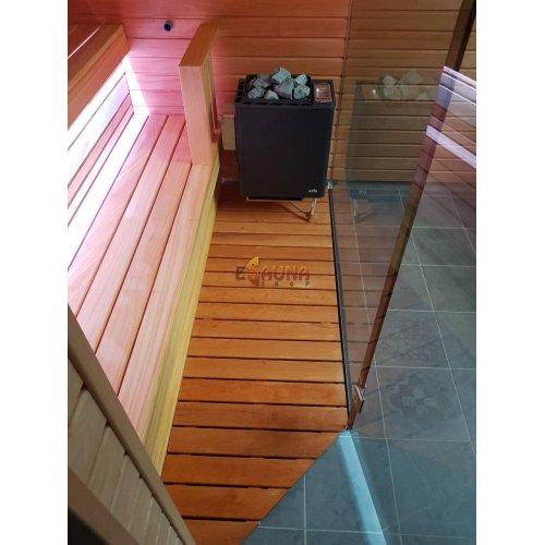 Infra – Sauna su garu Nidoje