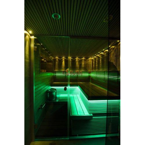 Sauna – garinė pirtis Šventojoje